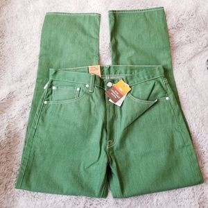 Levi's 501 Button Fly Jeans Raw 32x30